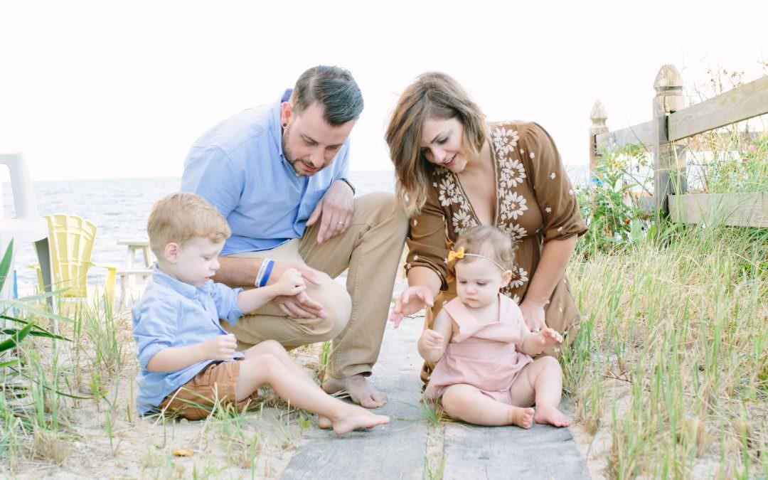 Dennis Port Family Session | Cape Cod