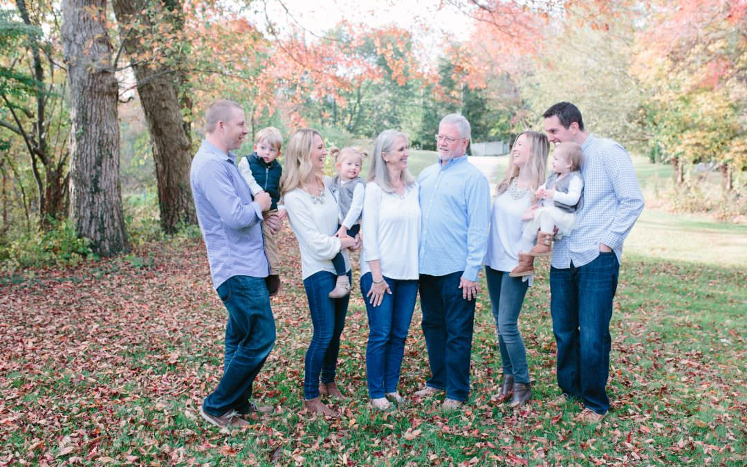Carlson Family Session | Cohasset, MA
