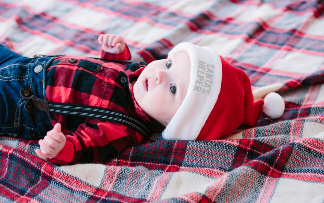 Everett's First Christmas | Croft Farm Arts Center | Cherry Hill, NJ