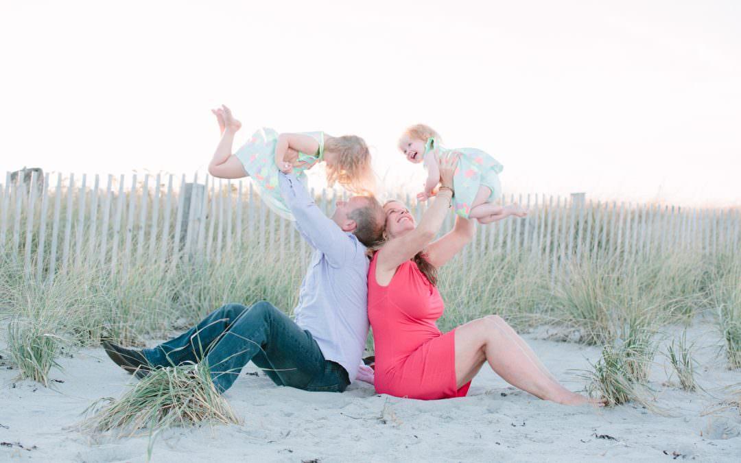 Fisher Family | Duxbury Beach, MA