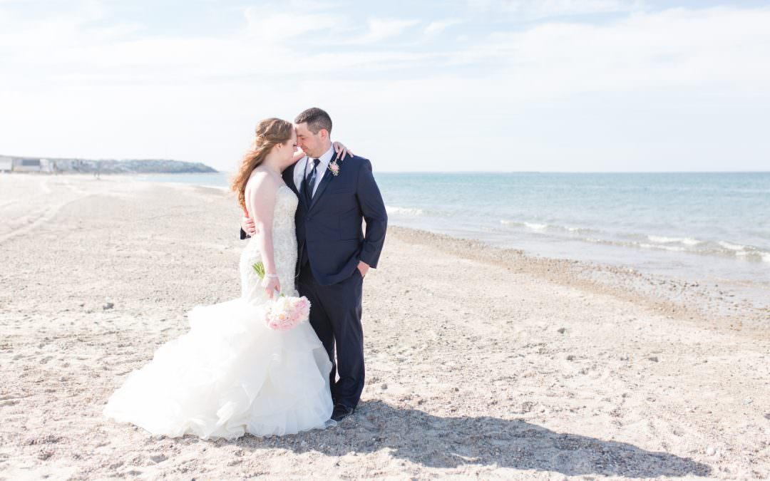Meggy & Andrew | Plymouth Country Club Wedding Venue