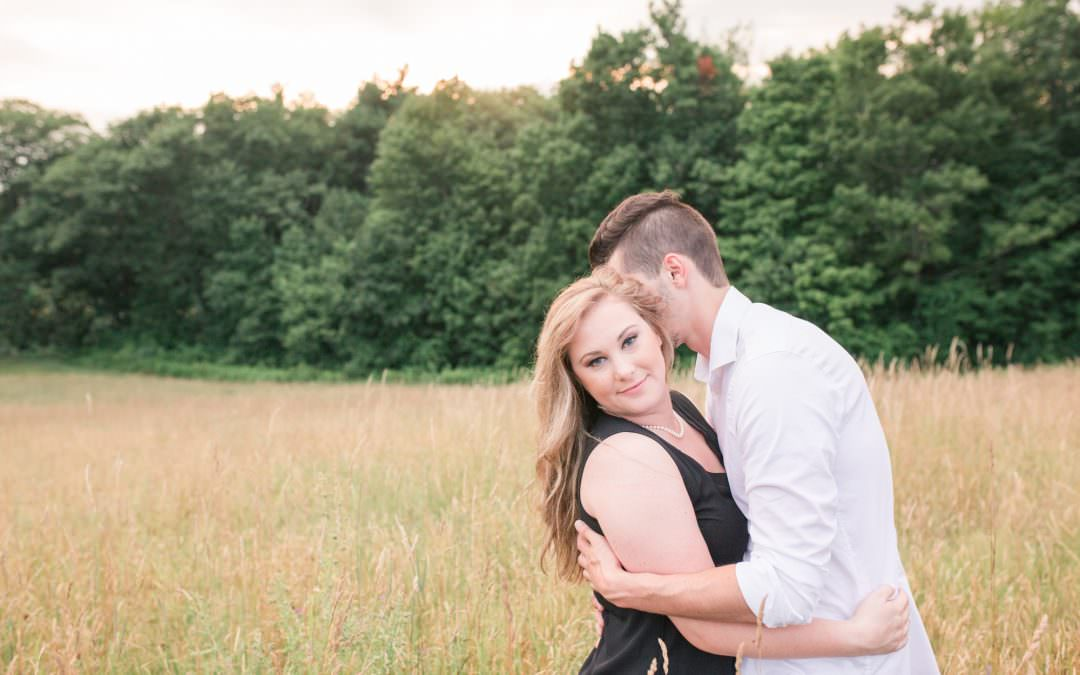 Moore State Park Engagment | Paxton, MA