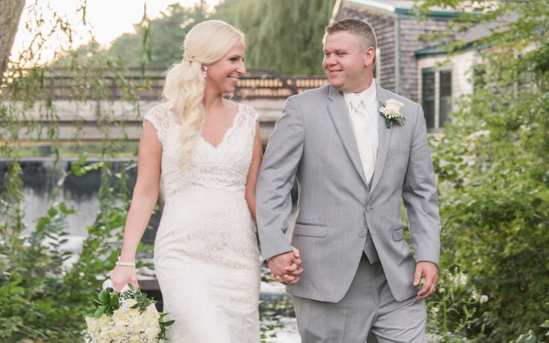 Jones River Trading Wedding Venue | Allison & Derek