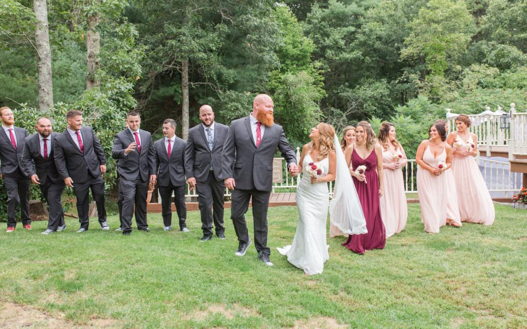 Upland Sportsman Club Pavilion Wedding | Jessica and Tommy