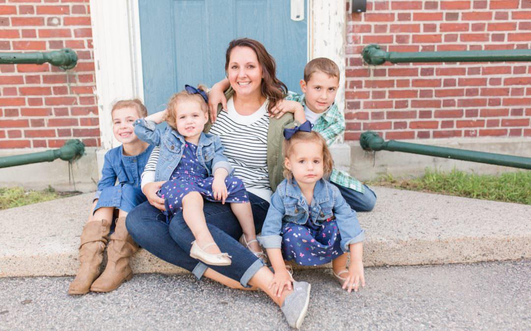 Wheaton College Family Session | Norton, MA