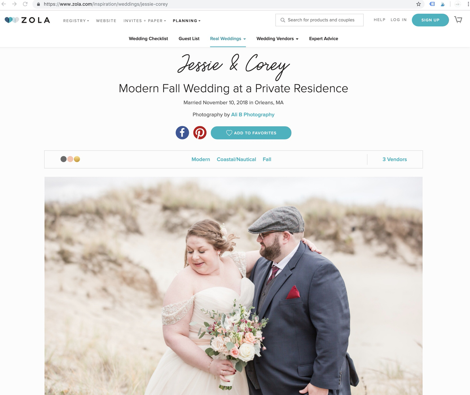 FEATURED | THE BOSTON BRIDE, BIG DAY MADE, WEDDING BOSTON + ZOLA