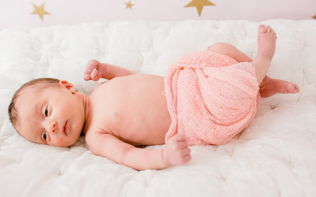 Paige Aryn | Lifestyle Newborn Session
