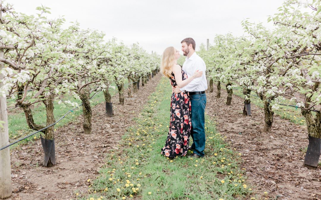 Engagement Session Style | Wedding Wednesday
