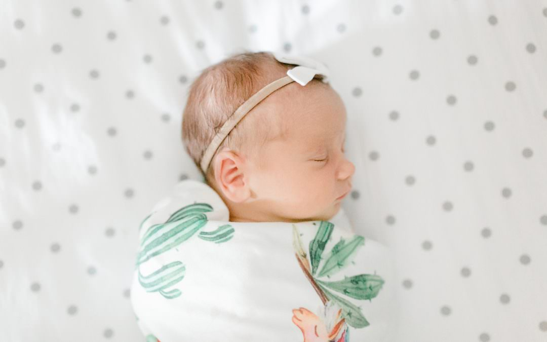 Baby E | Lifestyle Newborn Session