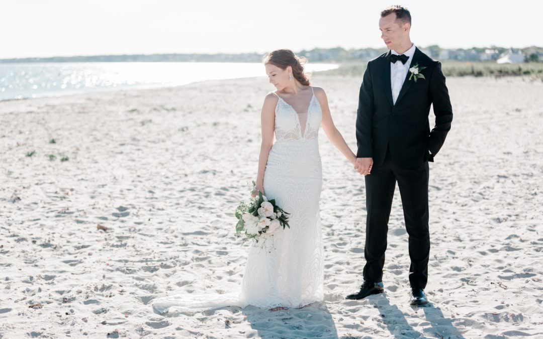 Wychmere Beach Club Wedding Venue | Joel & Rachel