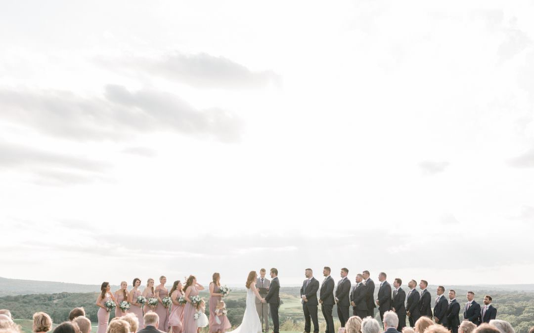Granite Links Golf Club Wedding Venue| Kevin and Gina