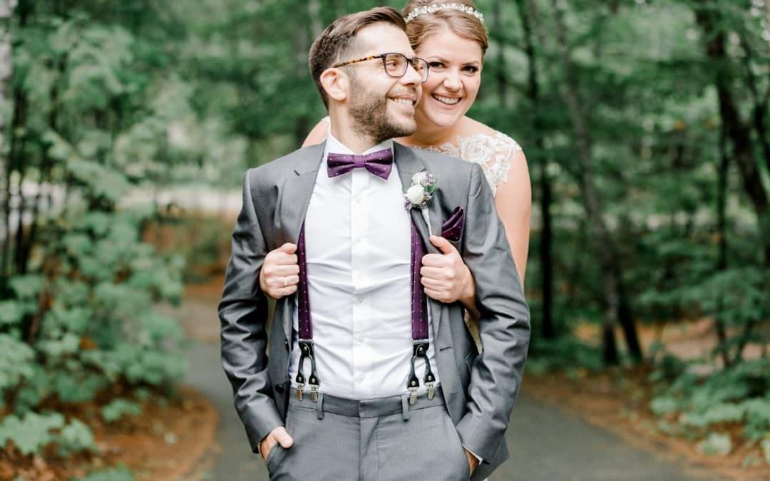 Big Moose Inn Wedding Venue | Liz and Raffa