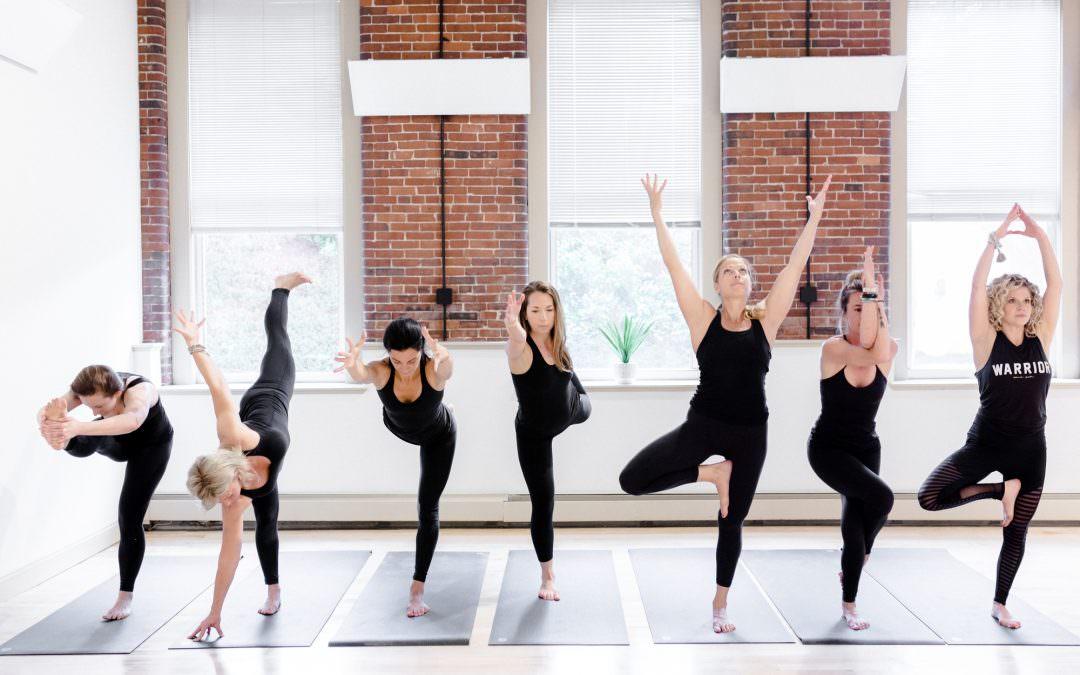 Humble Warrior Power Yoga Studio | Manchester, NH