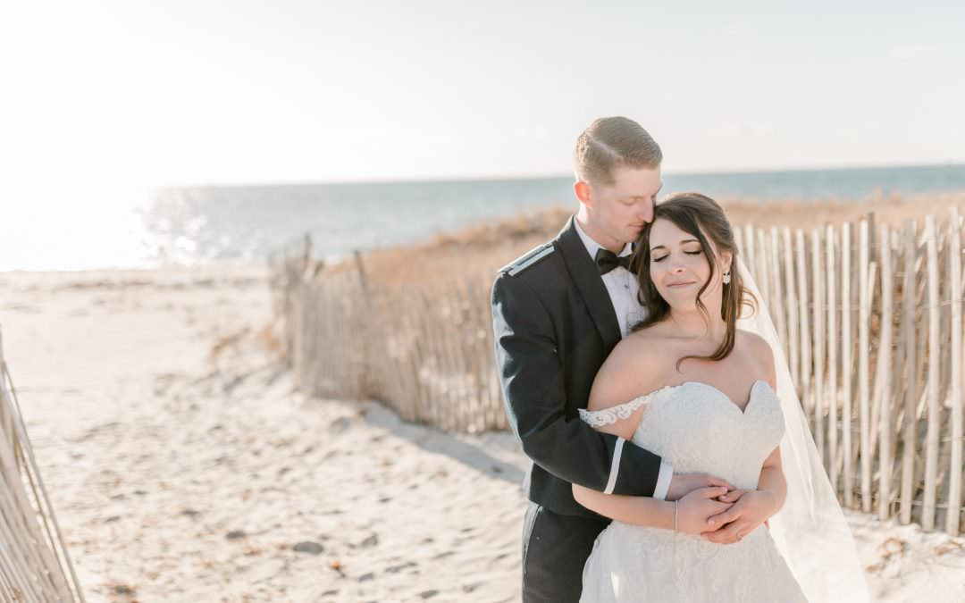 Sean + Brittney Wedding Day | The Sea Crest Beach Hotel Wedding VENUE